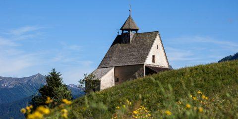 Laurentius Kapelle in Ridnaun