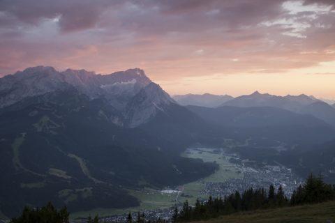 Die Zugspitze (2.962m)