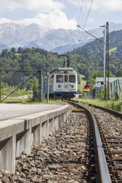 Zugspitzzahnradbahn