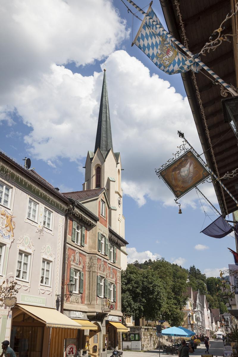 Partenkirchner Pfarrkirche