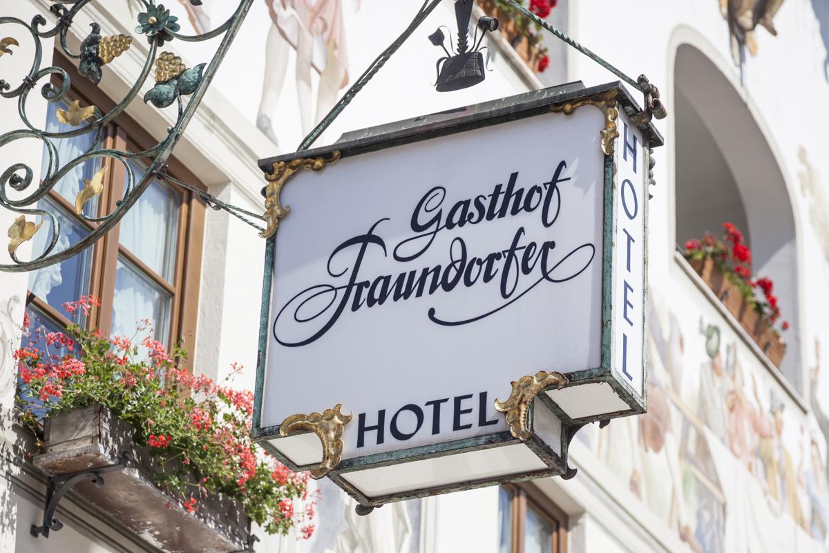 Gasthaus in Partenkirchen