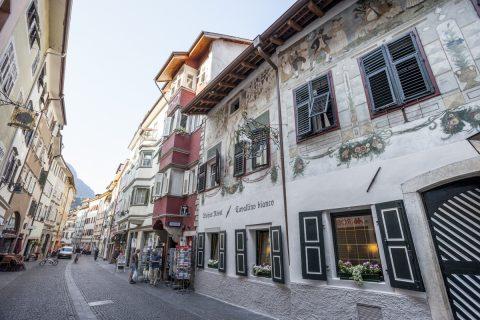 Bozner Altstadtgasse